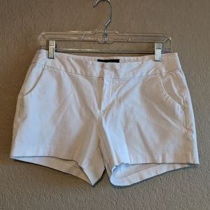 Old Navy White Chino Shorts Size 6
